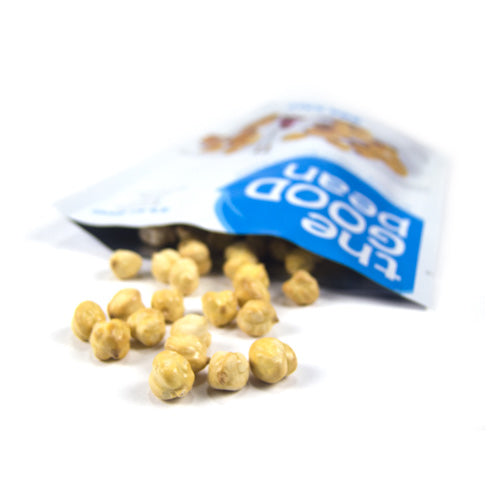 The Good bean Roasted Chickpea Snacks | Bulu Box - sample superior vitamins and supplements