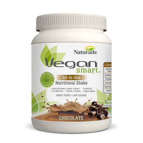 Naturade VeganSmart Nutritional Shake - Chocolate | Bulu Box Superior Supplements, Vitamins, and Healthy Snacksural Vegan Protein Powder Chocolate | Bulu Box - sample superior vitamins and supplements