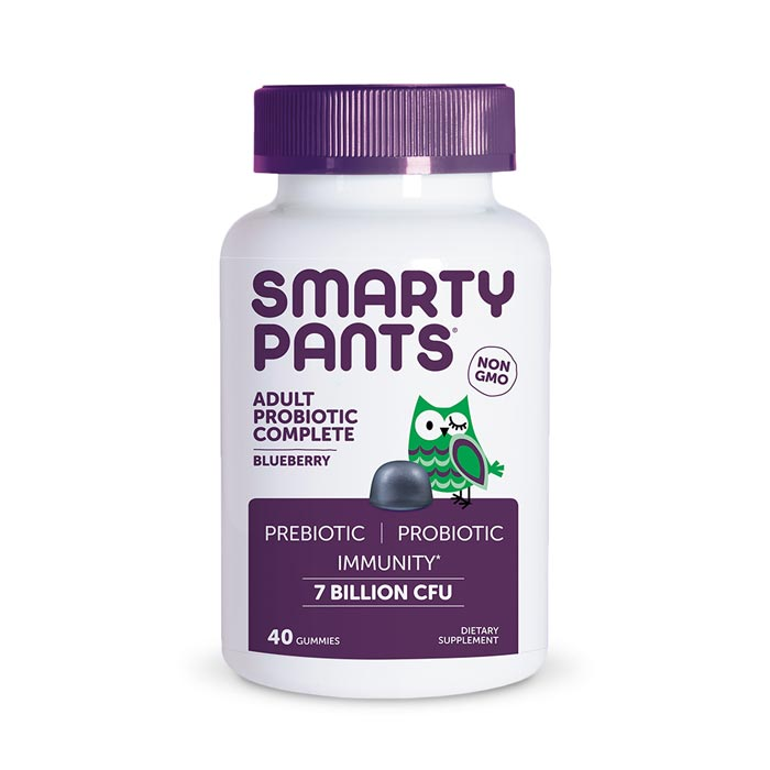 Smarty Pants Adult Probiotic Complete
