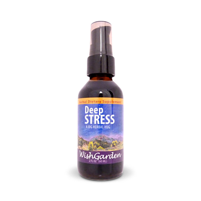 WishGarden Herbs Deep Stress | Bulu Box Superior Supplements, Vitamins, and Healthy Snacks