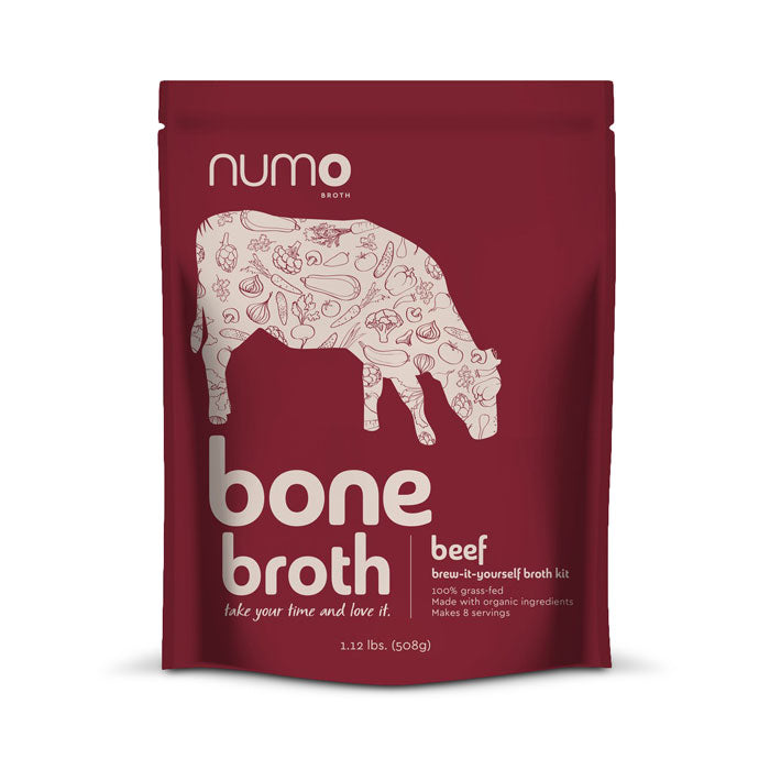 Numo Broth - Beef | Bulu Box Superior Supplements, Vitamins, and Healthy Snacks