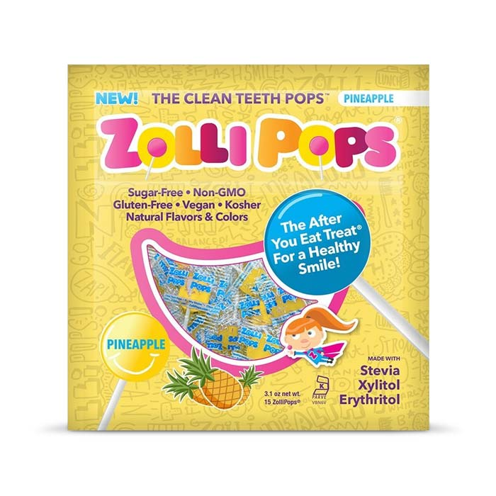 Zollipops | Bulu Box Superior Supplements, Vitamins, and Healthy Snacks