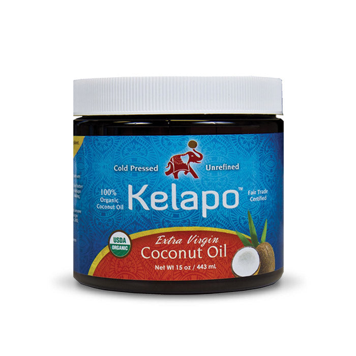Kelapo Coconut Oil | Bulu Box - sample superior vitamins and supplements