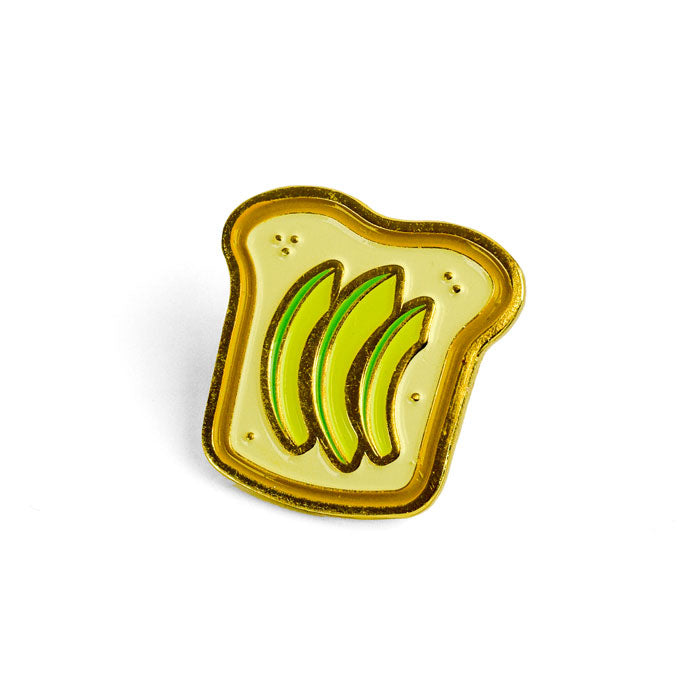 Avocado Toast Pin | Bulu Box