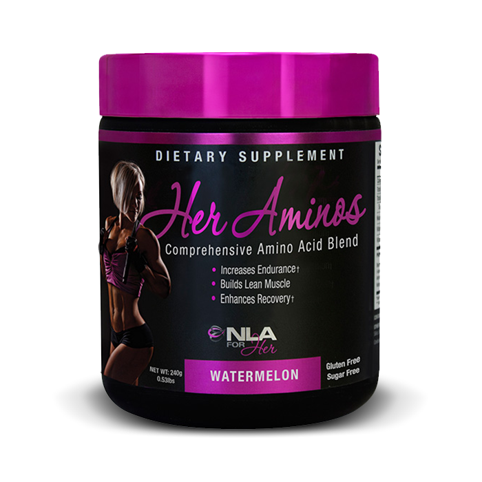 NLA For Her - Her Aminos | Bulu Box - Sample Superior Supplements and Vitamins
