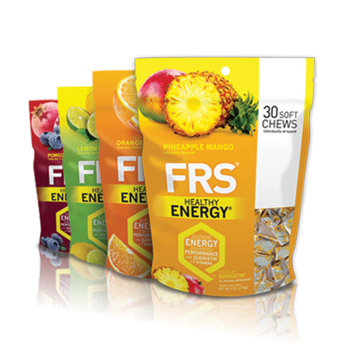 FRS Healthy Energy Soft Chews | Bulu Box - sample superior vitamins and supplements