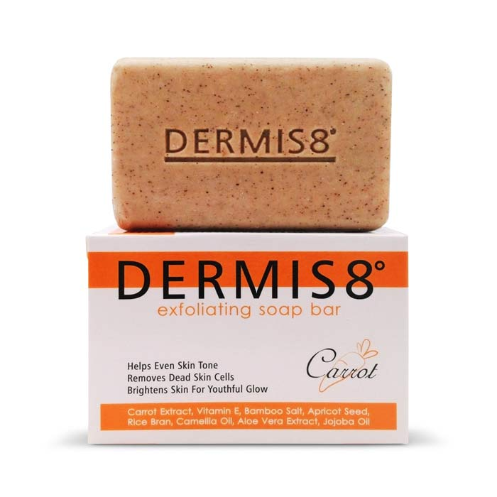 Dermis8° Soap - 6 Pack 200 Gram Bars | Bulu Box - sample superior vitamins and supplements