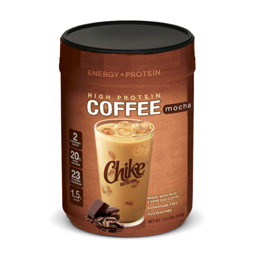 Chike High Protein Iced Instant Coffee Mocha | Bulu Box - sample superior vitamins and supplements