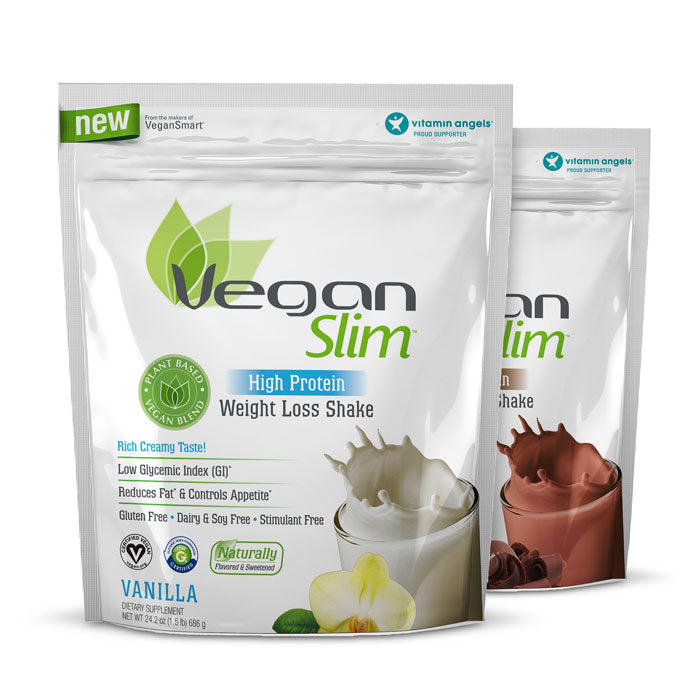 Naturade VeganSlim High Protein Weight Loss Shake | Bulu Box Superior Supplements, Vitamins, and Healthy Snacks