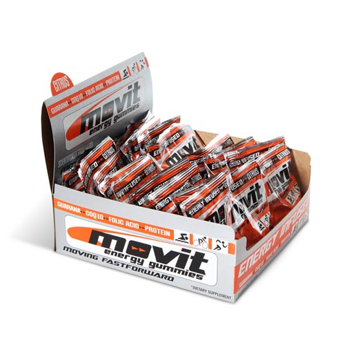 Movit Energy Gummies Citrus | Bulu Box - sample superior vitamins and supplements