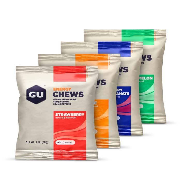 GU Energy Chews | Bulu Box - sample superior vitamins and supplements