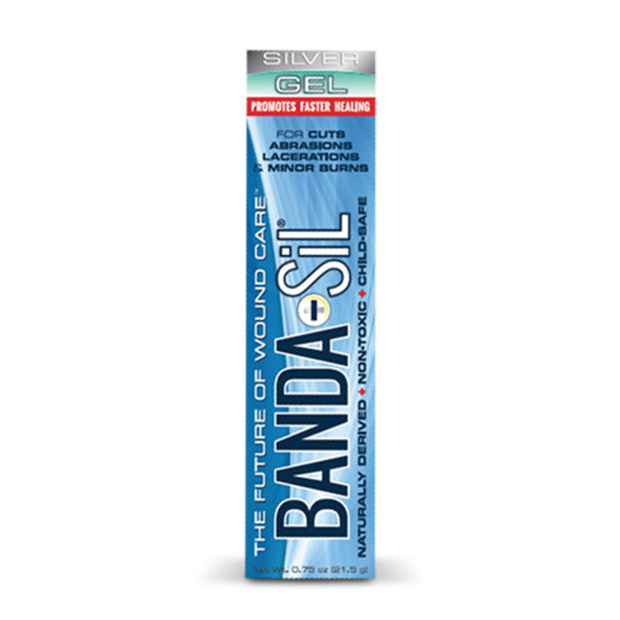 BANDA-SiL Silver Wound Care Gel | Bulu Box - sample superior vitamins and supplements