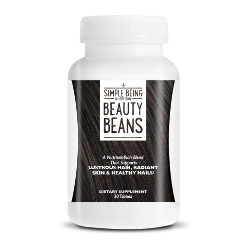 Simple Being Beauty Beans | Bulu Box - sample superior vitamins and supplements