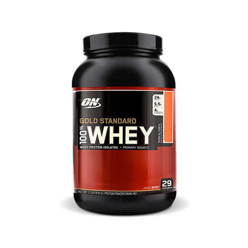 Optimum Nutrition Gold Standard 100% Whey Protein | Bulu Box - nutrition, health and weight loss sample box