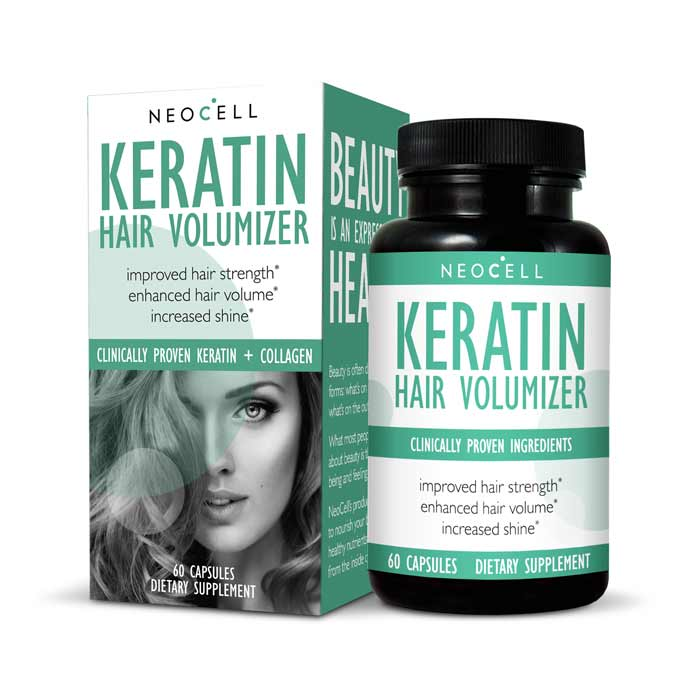 Keratin Hair Volumizer | Bulu Box - sample superior vitamins and supplements