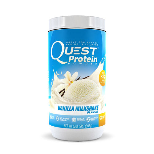 Quest Nutrition Protein Powder Vanilla Milkshake | Bulu Box - sample superior vitamins and supplements