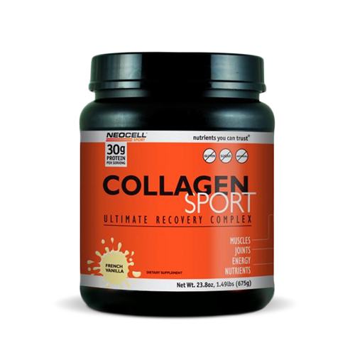 Neocell Collagen Sport Vanilla | Bulu Box - Sample Superior Vitamins and Supplements