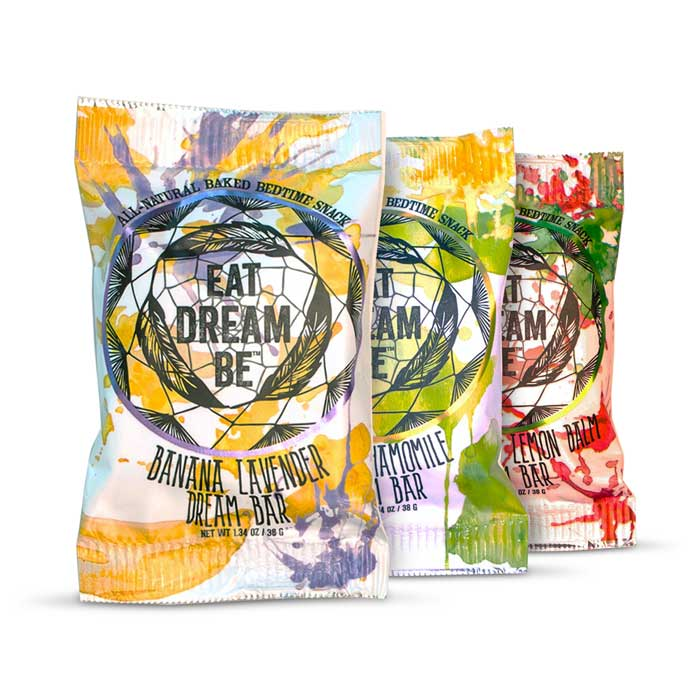 Eat, Dream, Be - Dream Bars | Bulu Box