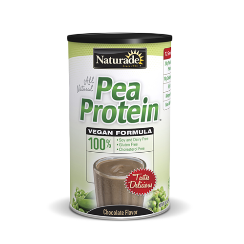 Naturade Pea Protein - Chocolate | Bulu Box - sample superior vitamins and supplements