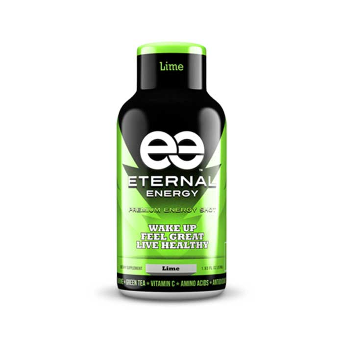 Eternal Energy Shot Lime | Bulu Box - sample superior vitamins and supplements
