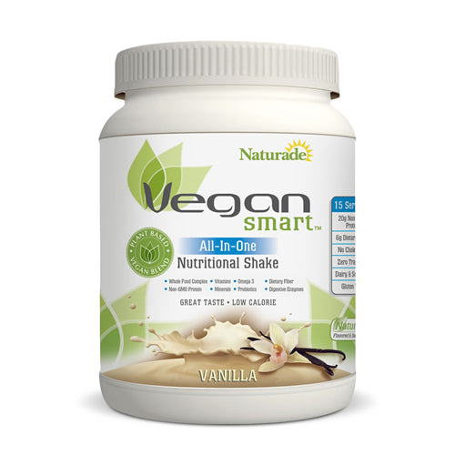 Naturade VeganSmart Nutritional Shake - Vanilla | Bulu Box Superior Supplements, Vitamins, and Healthy Snacks