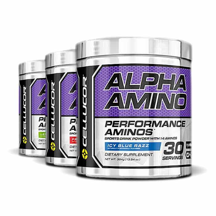 Cellucor Alpha Amino | Bulu Box - Sample Superiori Vitamins and Supplements