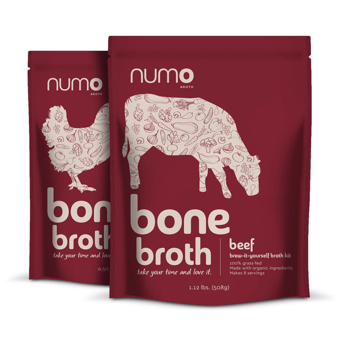 Numo Broth - Combo Pack | Bulu Box Superior Supplements, Vitamins, and Healthy Snacks