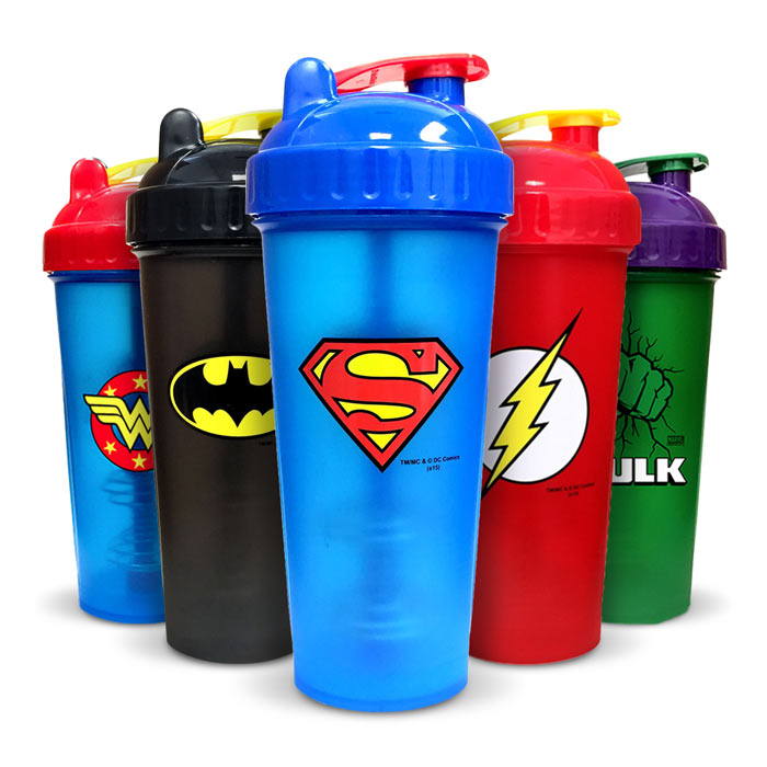 PerfectShaker Superhero Series |  Bulu Box - sample superior vitamins and supplements