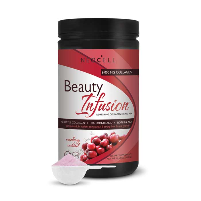 NeoCell Beauty Infusion - Cranberry Cocktail | Bulu Box - sample superior vitamins and supplements