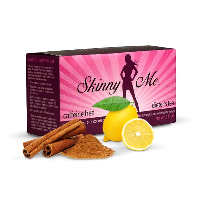 Skinny Me Tea | Bulu Box - sample superior vitamins and supplements