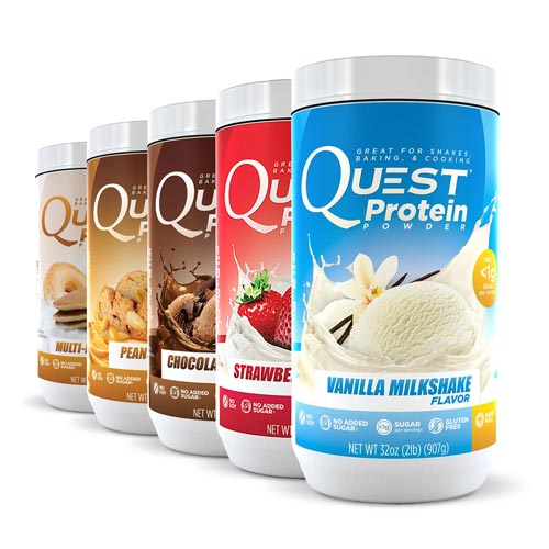 Quest Nutrition Protein Powder | Bulu Box - sample superior vitamins and supplements