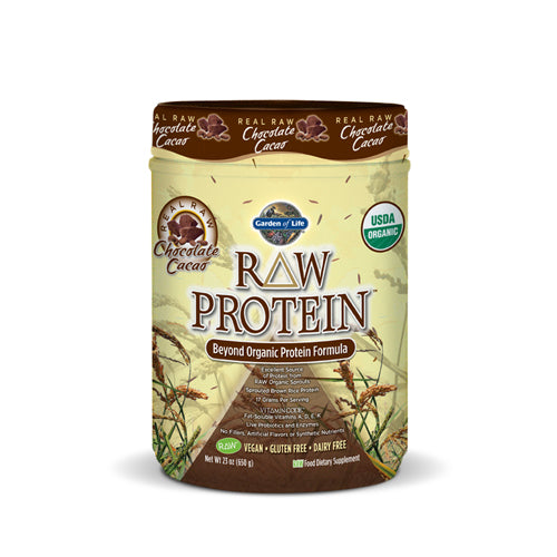 RAW Organic Protein Chocolate | Bulu Box - sample superior vitamins and supplements