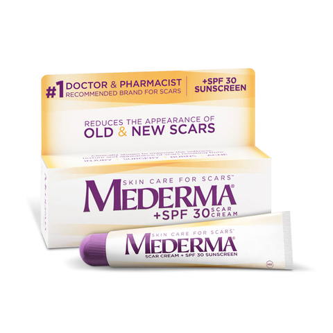 Mederma Scar Cream Plus SPF 30 | Bulu Box Superior Supplements, Vitamins, and Healthy Snacks