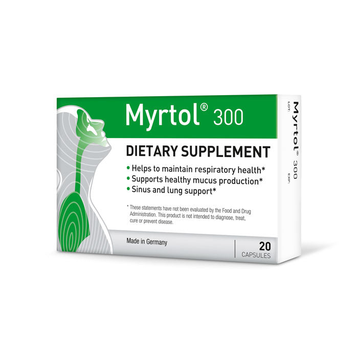 Myrtol 300 | Bulu Box Superior Supplements, Vitamins, and Healthy Snacks