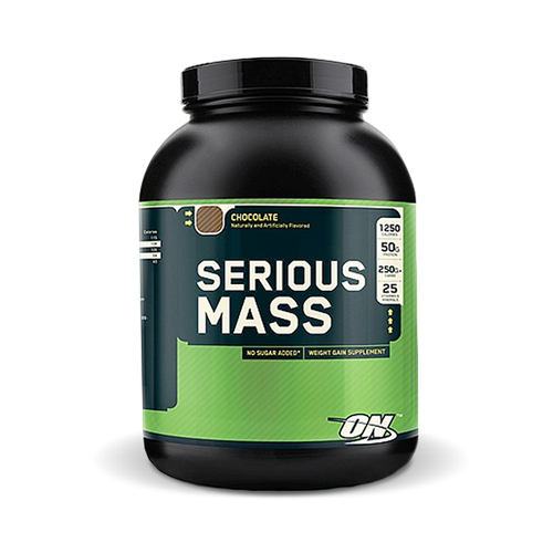 Serious Mass Chocolate 6lb | Bulu Box - Sample Superior Vitamins and Supplements