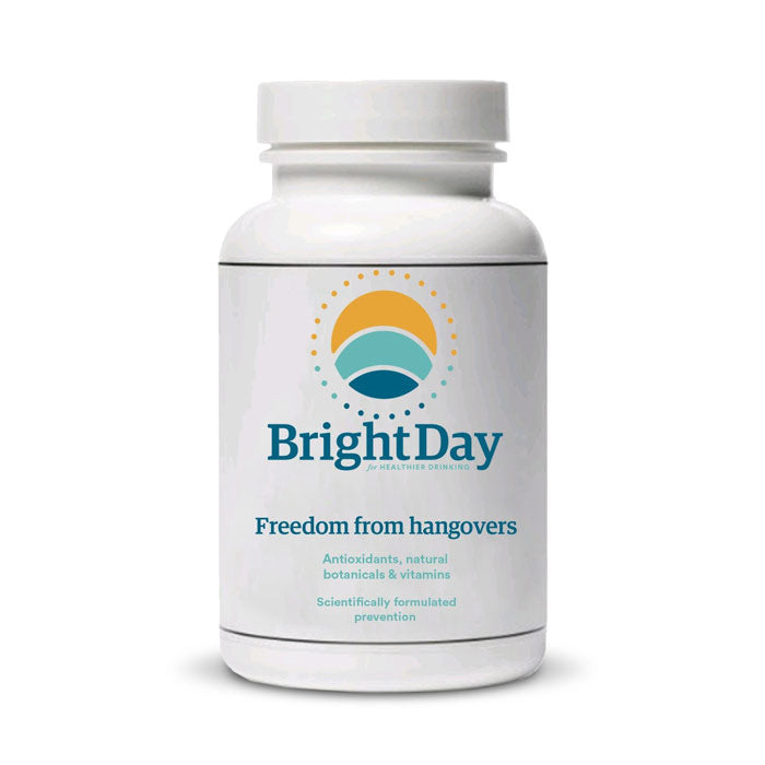 BrightDay Hangover Prevention | Bulu Box - Sample superior vitamins and supplements