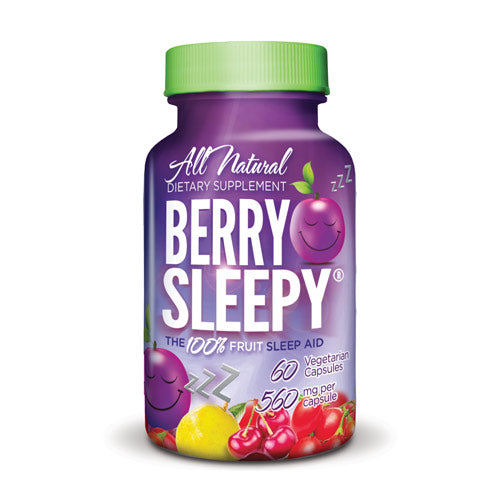 Berry Sleepy | Bulu Box - sample superior vitamins and supplements