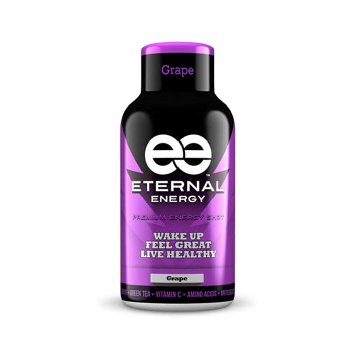 Eternal Energy Shot Grape | Bulu Box - sample superior vitamins and supplements