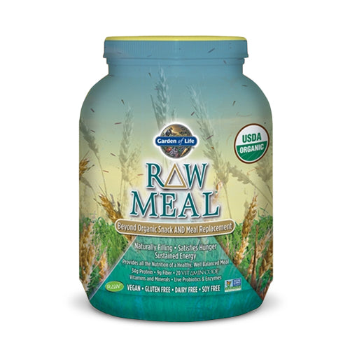 Garden of Life RAW Organic Meal Mini Unflavored | Bulu Box - sample superior vitamins and supplements