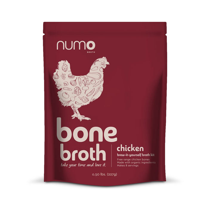 Numo Broth - Chicken | Bulu Box Superior Supplements, Vitamins, and Healthy Snacks