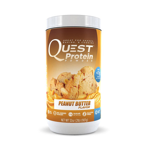 Quest Nutrition Protein Powder Peanut Butter | Bulu Box - sample superior vitamins and supplements