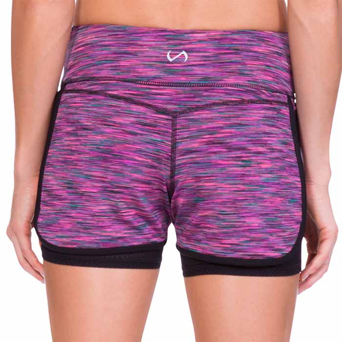 TLF Deuces Shorts - Sangria Space Dye | Bulu Box
