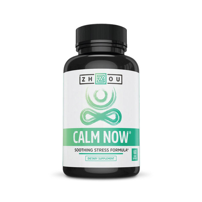 Zhou Nutrition - Calm Now | Bulu Box Superior Supplements, Vitamins, and Healthy Snacks