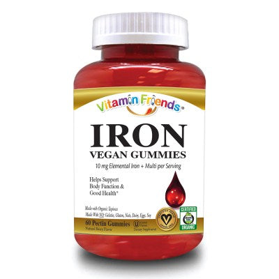 Vitamin Friends - Adult Iron Gummies