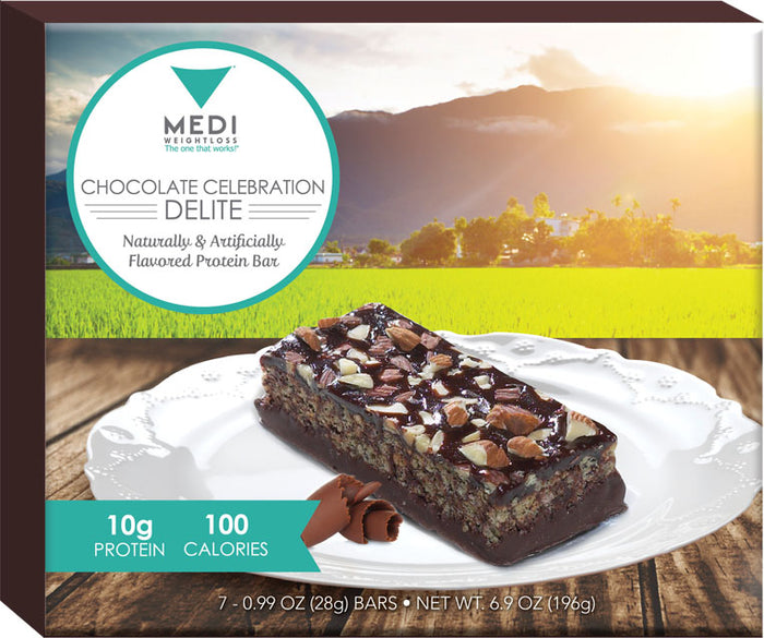 Medi Weightloss Protein Bar