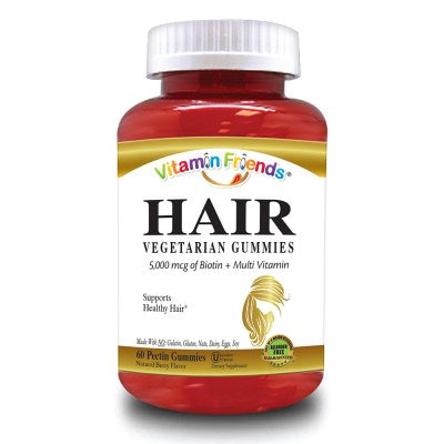 Vitamin Friends - HAIR for Hair Skin and Nails