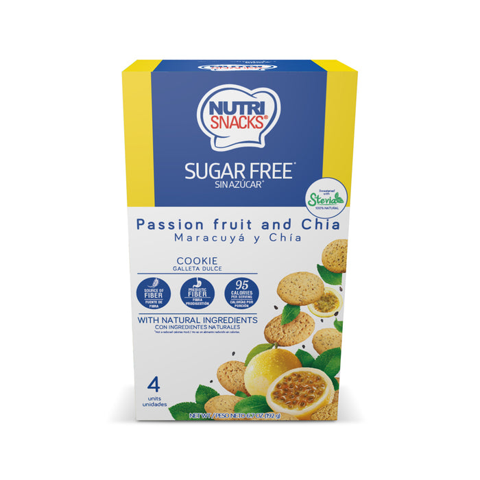 NutriSnacks Sugar Free Cookies