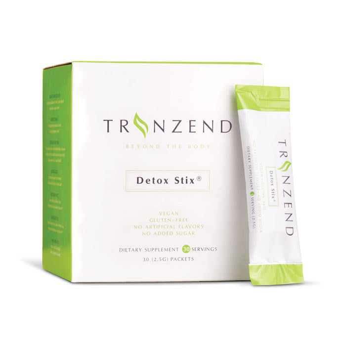 Tranzend Detox Stix - Bulu Box - Sample superior vitamins and supplements