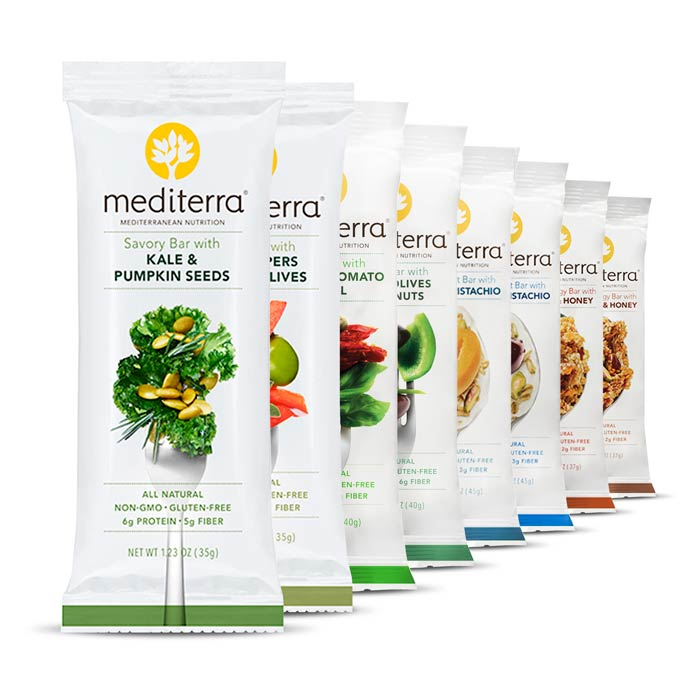 Mediterra Nutritional Bars | Bulu Box - sample superior vitamins and supplements