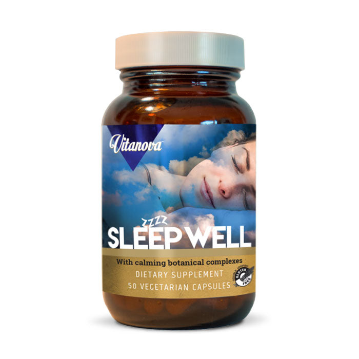 Vitanova Sleep Well | Bulu Box Superior Supplements, Vitamins, and Healthy Snacks